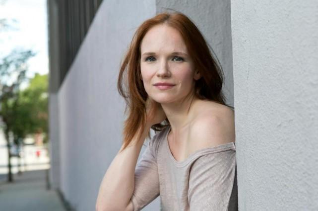 Marianne Farley... (PHOTO HUGO-SÉBASTIEN AUBERT, LA PRESSE)