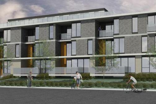 Construction Nadiamona réalise le Boro, un bâtiment de... (ILLUSTRATION FOURNIE PAR ROCIOARCHITECTURE)