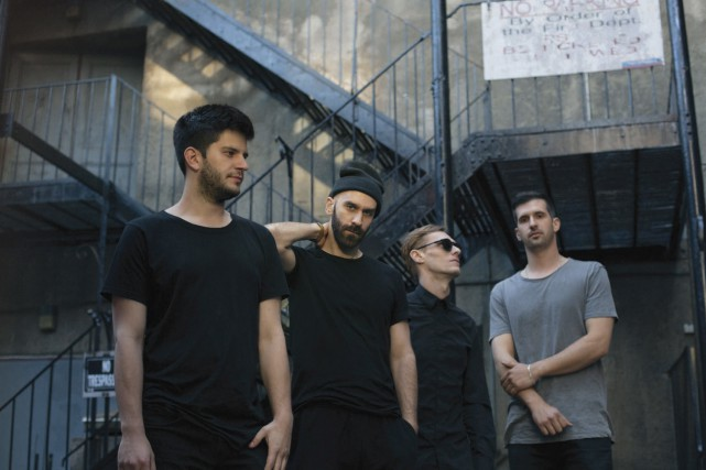 Le groupe X Ambassadors sera à Sherbrooke, au... (Nick Walker, Universal Music)