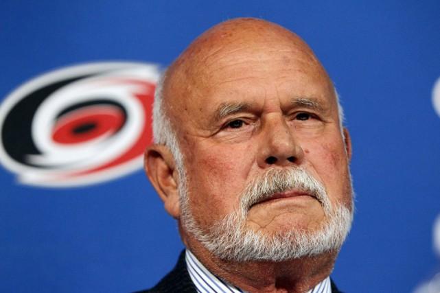 Le propriétaire des Hurricanes de la Caroline, Peter... (Archives AP)