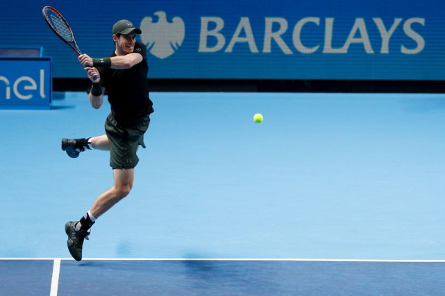 Andy Murray a gagné ses six duels contre... (Agence France-Presse)