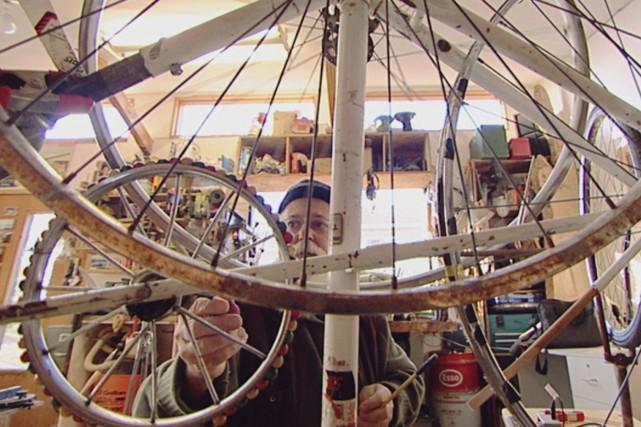 Le Centre national d'exposition de Jonquière présente une rétrospective des...