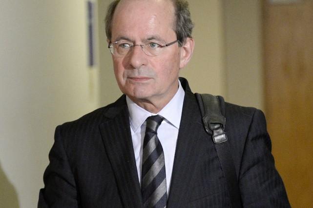 Paul Grimard, ex-chef de l'Équipe du renouveau démocratique,... (Archives Jeannot Lévesque)