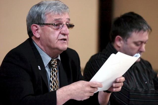 Le maire de Notre-Dame-de-Montauban, Jean-Guy Lavoie.... (Francois Gervais)