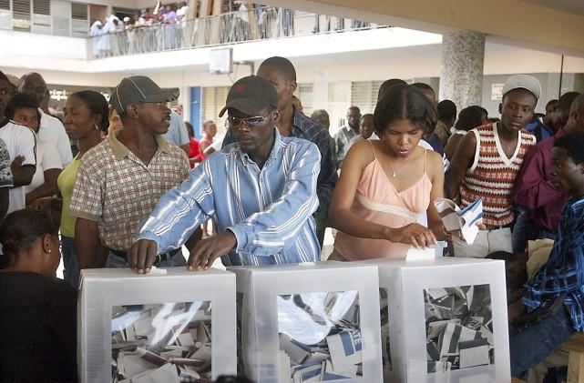 Ce dimanche, 20 novembre, six millions d'électeurs haïtiens...