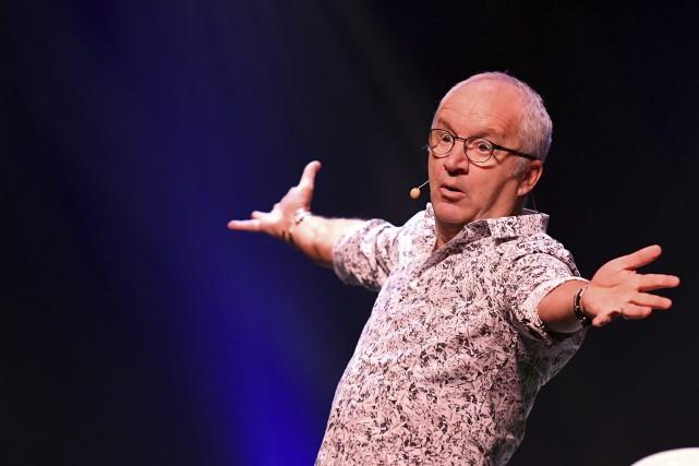 Michel Barrette aborde tous les âges de la... (Le Quotidien, Rocket Lavoie)