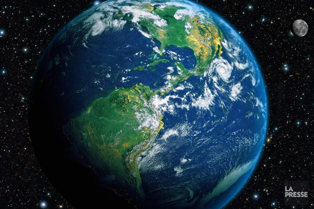 «Une Terre étuve est probablement incontrôlable et dangereuse... (ARCHIVES LA PRESSE)
