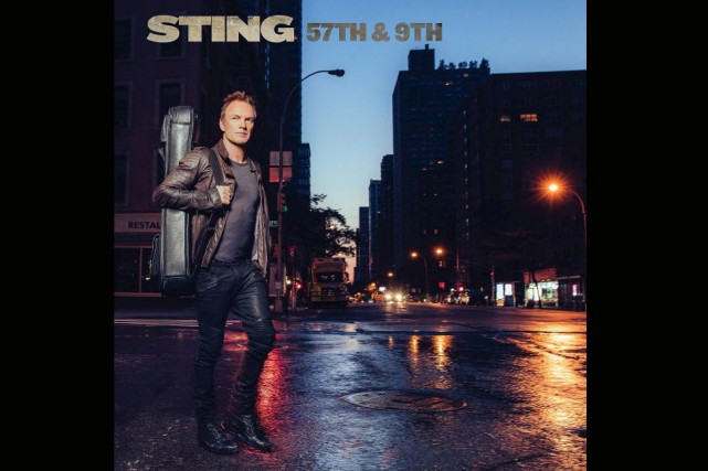 POP-ROCK, 57th & 9th, Sting...