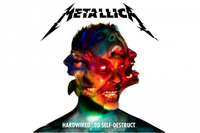 METAL, Hardwired... To Self-Destruct, Metallica...