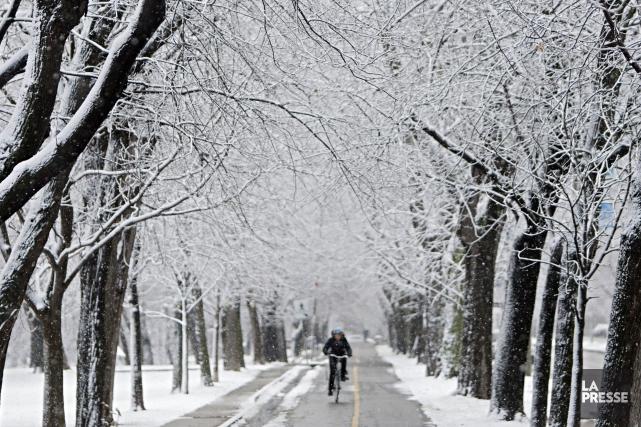 La grande région de Montréal devrait recevoir quelques... (PHOTO Ivanoh Demers, LA PRESSE)