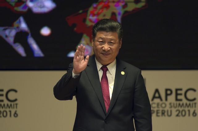 Le président chinois Xi Jinping a appelé les... (AFP)