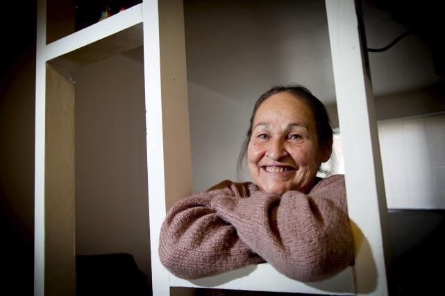 JoséphineBaconsera de passage à Québec de vendredi à... (La Presse)