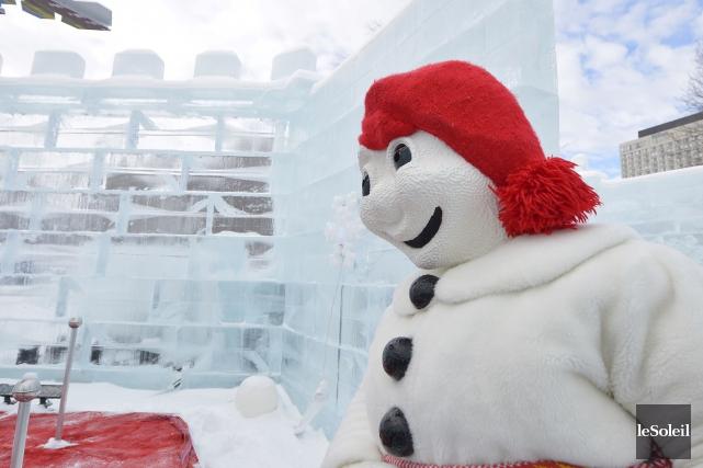 Le Carnaval de Québec plancherait sur une gamme... (Photothèque Le Soleil, Yan Doublet)