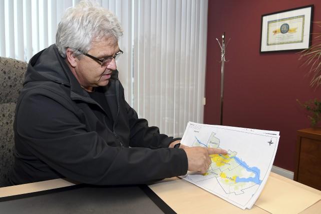 Des fonctionnaires du service d'urbanisme de Saguenay ont... (Le Progrès-Dimanche, Rocket Lavoie)