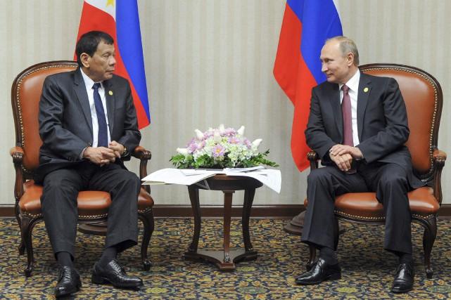 «Vous savez, si la Chine et la Russie... (Photo AP)