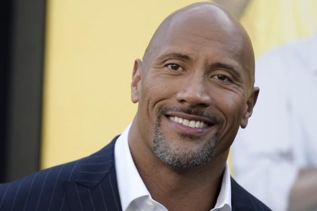 Dwayne Johnsonvient d'être nommé par l'hebdomadairePeoplel'homme le plussexyde... (Archives AP, Richard Shotwell)