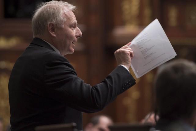 Le chef du Parti québécois,Jean-FrançoisLisée... (La Presse canadienne, Jacques Boissinot)