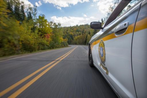 Un garçon de 14 ans a été heurté par une voiture vendredi soir à Dixville, un... (Archives)