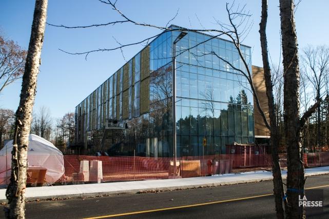 Pas moins de 279 personnes ont visité le campus de l'Université du Québec à... (Archives La Presse)