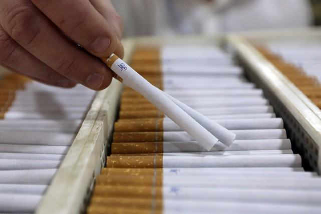 Jusqu'à vendredi, Imperial Tobacco, JTI-Macdonald et Rothmans-Benson &... (Chris Ratcliffe, archives Bloomberg)