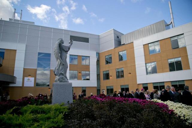L'hôpital Marie-Clarac est un établissement spécialisé en réadaptation.... (Photo David Boily, archives La Presse)