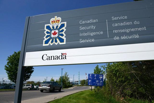 La porte-parole du SCRS n'a pas voulu donner... (Archives, La Presse canadienne)