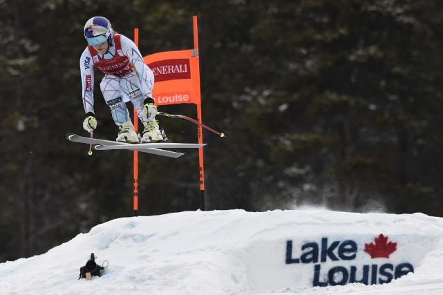 L'étape de la Coupe du monde féminine de ski alpin de Lake Louise (2-4... (Photo archives USA Today Sports)