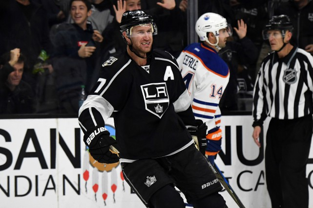 Jeff Carter... (Photo Kirby Lee, USA Today Sports)