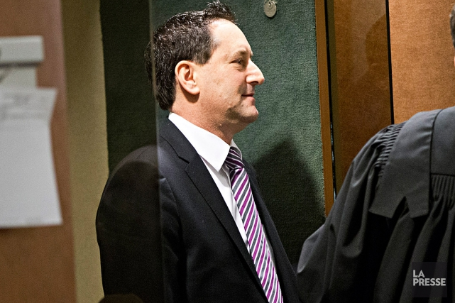 L'ancien maire par intérim de Montréal entre novembre2012... (PHOTO PATRICK SANFAÇON, ARCHIVES LA PRESSE)