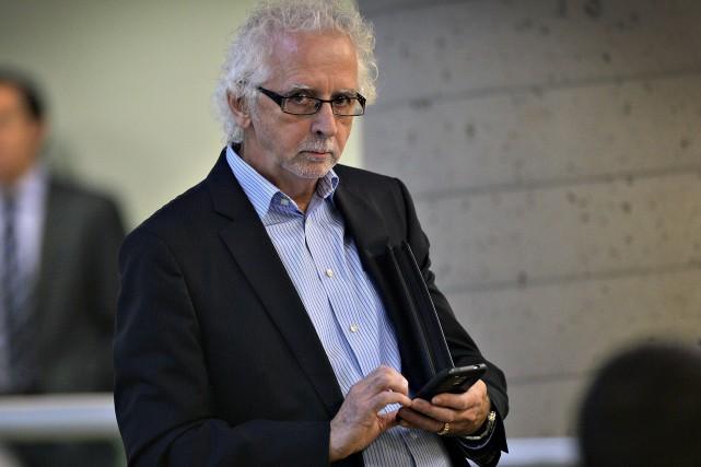 Gilles Boivin a plaidé coupable lundi matin d'avoir... (Le Soleil, Patrice Laroche)