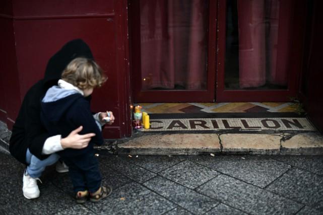 Laura Ouandjliprétend «avoir été soufflée par une explosion»,... (ARCHIVES AFP)