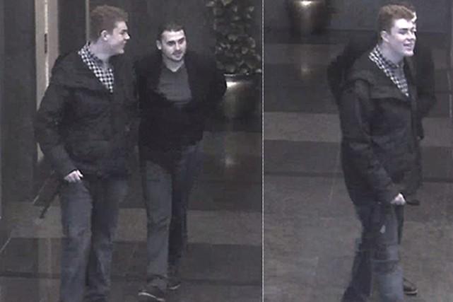 La présence de ces deux suspects au consulat...