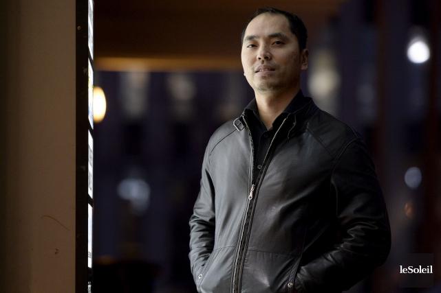 Do Nguyen, fondateur de la plateforme www.realstarter.ca... (Le Soleil, Yan Doublet)