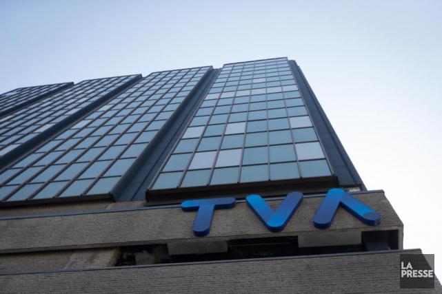 TVA indique se baser «sur les résultats des... (Photo Ivanoh Demers, Archives La Presse)