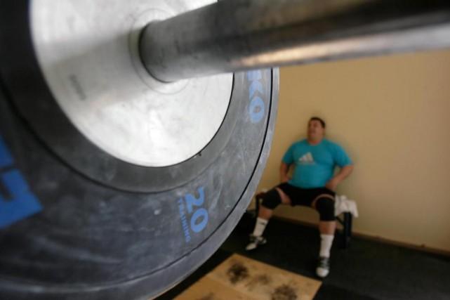 L'haltérophilie a un important problème de dopage.... (Photo archives Reuters)