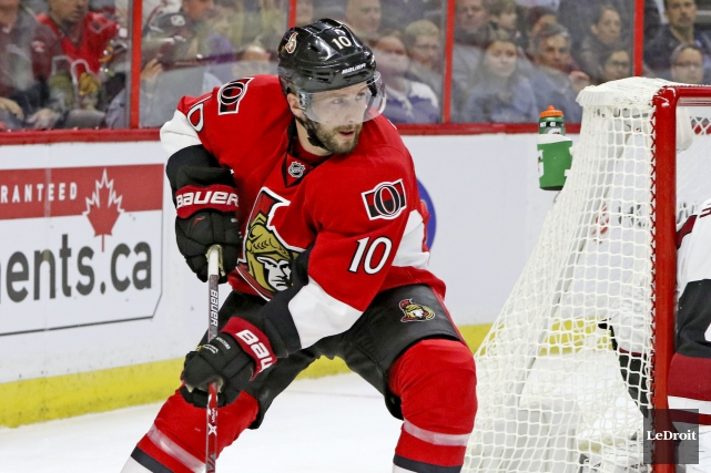 Tom Pyatt effectue un retour dans la Ligue nationale,... (Photo Patrick Woodbury, Le Droit)