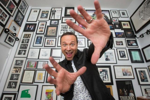 Joël Legendre présentera son spectacle de variété Showtimejusqu'en... (photoIVANOH DEMERS, LA PRESSE)