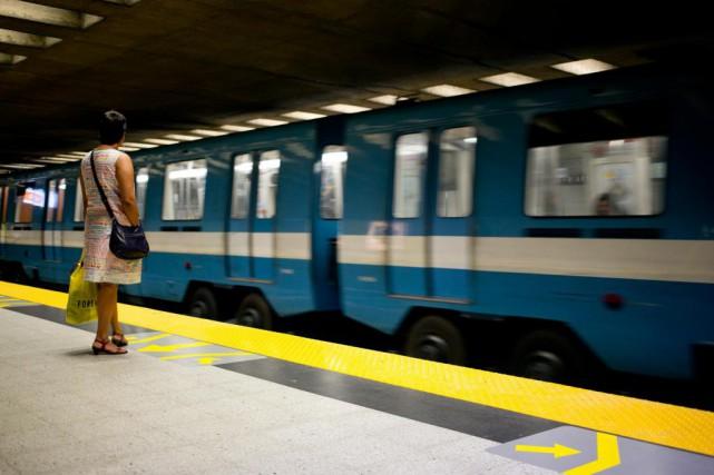 «Le nombre de passagers n'a à peu près... (PHOTO FRANÇOIS ROY, ARCHIVES LA PRESSE)