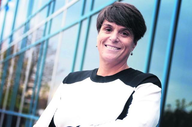 La présidente du Centre d'entrepreneurship de l'Outaouais, Élise... (Etienne Ranger, Le Droit)