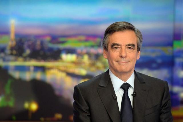 «François Fillon est sous ses airs falots un... (PHOTO Christophe ARCHAMBAULT, Agence France-Presse)