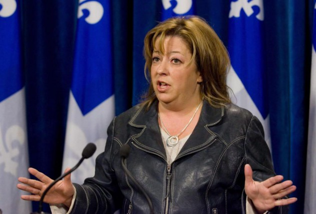 La députée Sylvie Roy est morte le 31... (Archives La Presse Canadienne)