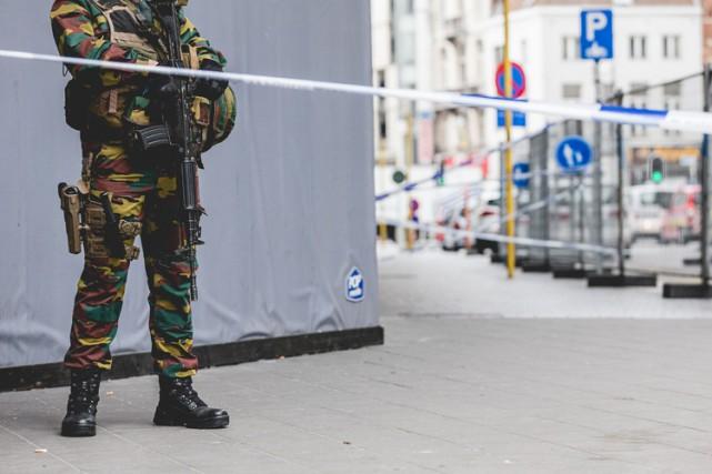 AbdelilahHimich «a été impliqué dans la planification des... (PHOTO AFP)