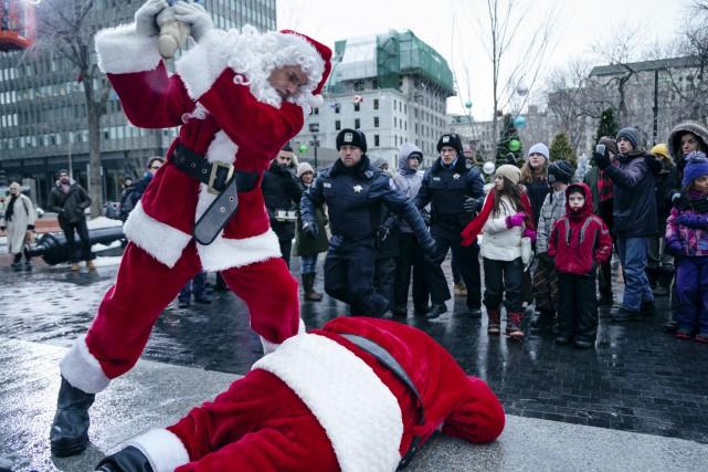 Méchant père Noël 2 est du réchauffé fade... (fournie par Santamax Distribution, Jan Thijs)