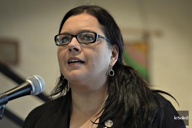 La récente controverse entourant la députée libérale Caroline... (Photothèque le Soleil, Patrice Laroche)