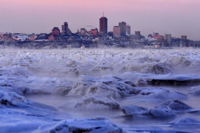 MétéoMédia prévoit un hiver froid, ponctué de plusieurs précipitations, dans la...