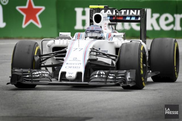 Les amateurs de Formule 1 vont pouvoir assister... (La Presse, Bernard Brault)