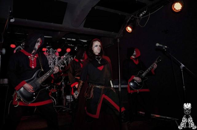 Le groupe metal polonais Graveland... (Tirée de Facebook)