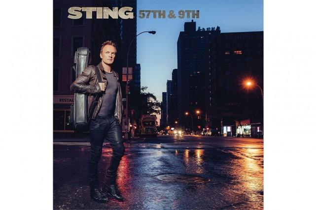 Ce premier album pop-rock en 13 ans de Sting n'étonnera pas ses fans de longue...