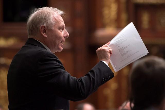Jean-François Lisée, le chef du Parti québécois... (Jacques Boissinot, Archives La Presse canadienne)