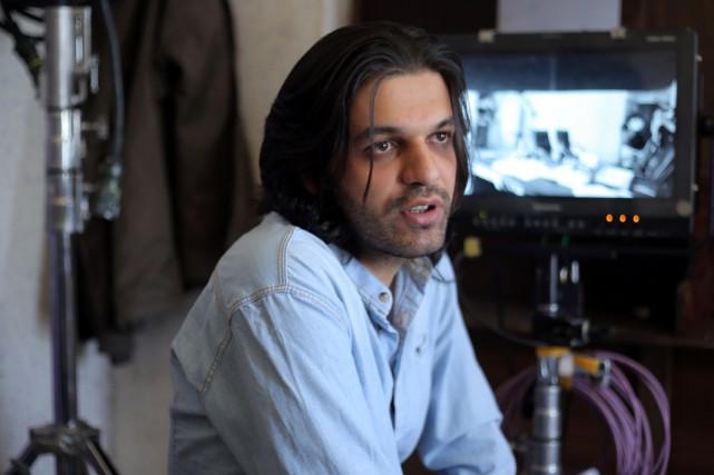 Le réalisateur iranien Keywan Karimi... (PHOTO ARCHIVES AFP)